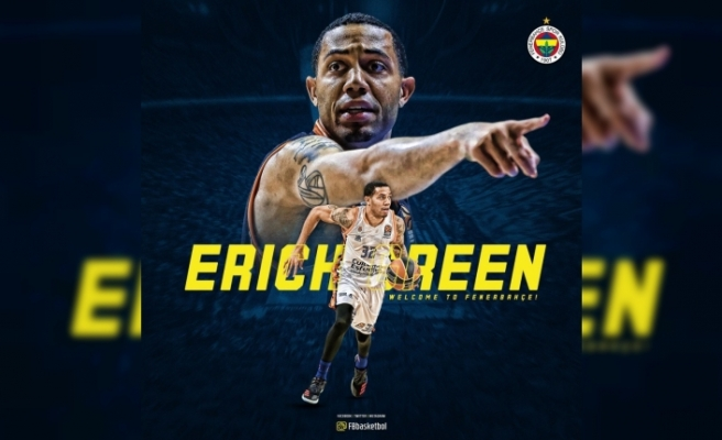 Fenerbahçe Eric Green ile sözleşme imzaladı