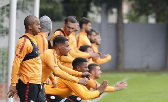 Galatasaray Bursaspor maçı hazırlıklarına devam etti