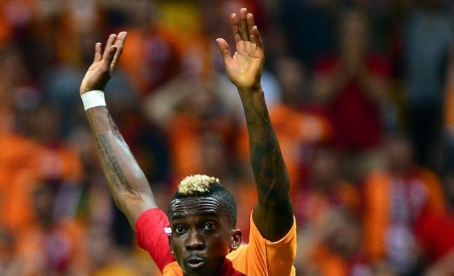 Galatasaray'da Onyekuru şoku
