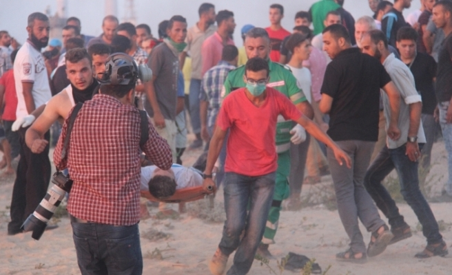 İsrail yine saldırdı: 4 şehit