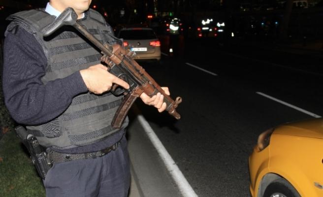 İstanbul'da aranan 181 kişi yakalandı