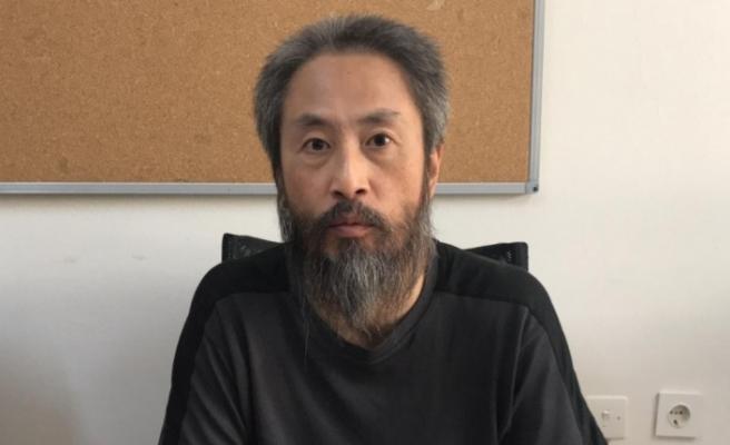 Japon gazeteci ülkesinde