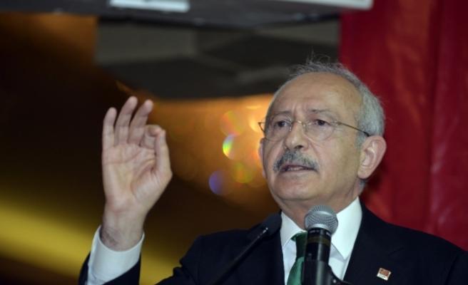 """Kılıçdaroğlu: """"Bunun sorumlusu biziz"""""""