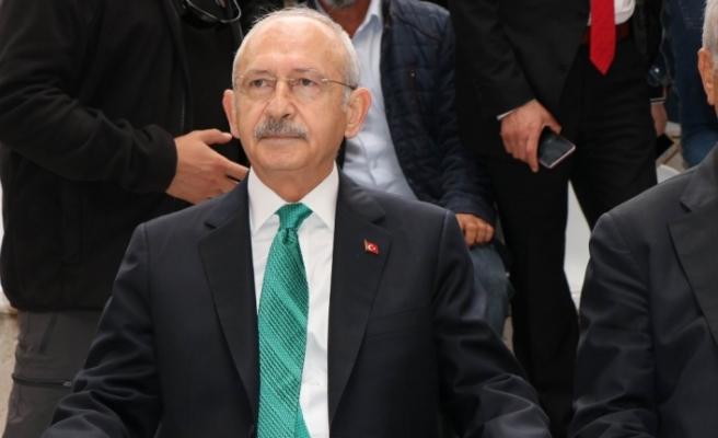 Kılıçdaroğlu'na Hacıbektaş'ta şok