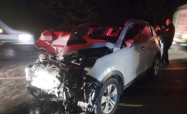 Kocaeli'de feci kaza: 4 ölü, 3 yaralı