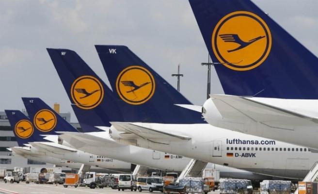 Lufthansa uçuş iptalleriyle rekor kırıyor