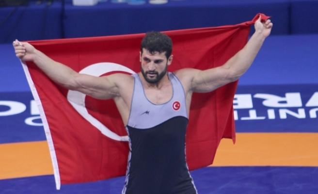 Metehan Başar'ın yeni hedefi Olimpiyat şampiyonluğu
