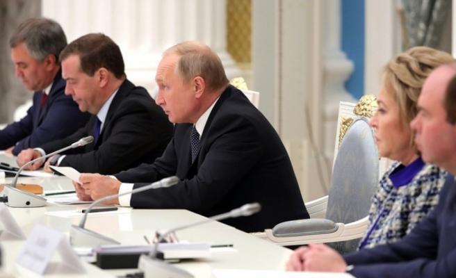 Rusya'nın yeni hedeflerini açıkladı