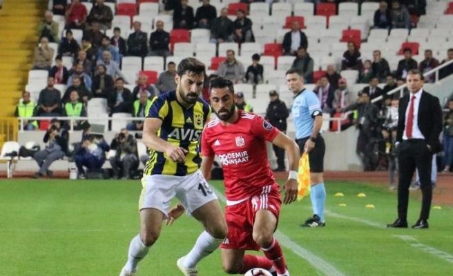 Sivas'ta puanlar paylaşıldı
