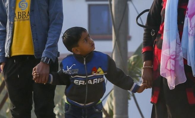 Son üç ayda 876 çocuk kayboldu