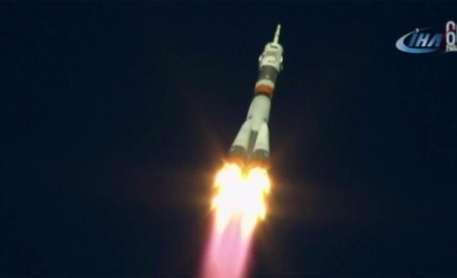 Soyuz'un fırlatılışı sırasında kaza