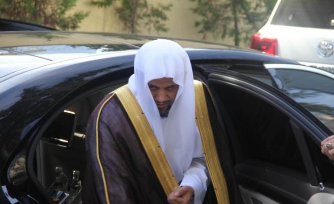Suudi Başsavcı konsolosluğa geldi