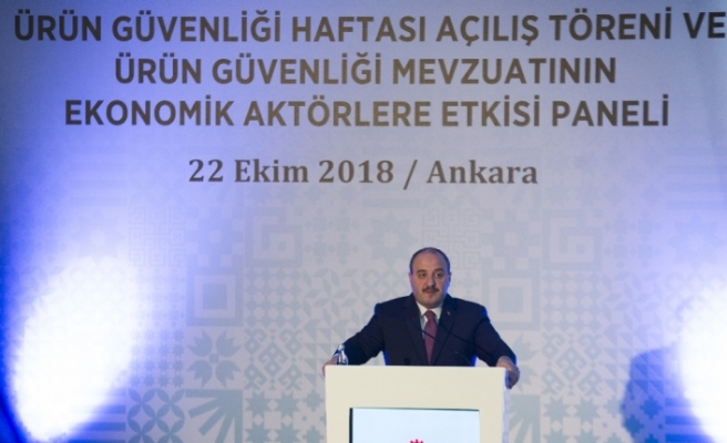"""""""Türk malı imajını güçlendireceğiz"""""""