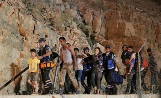 Ürdün'de sel: 20 ölü