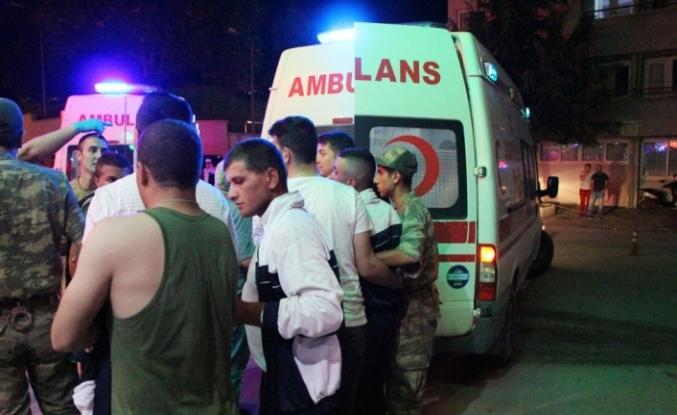 81 asker hastanelik olmuştu: Soruşturma başlatıldı