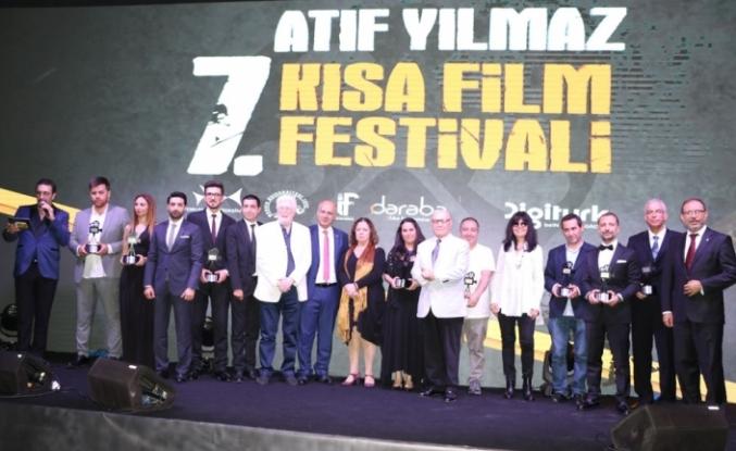 'Atıf Yılmaz Kısa Film Festivali' başladı