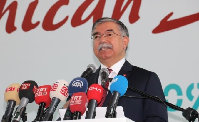 """""""Çağıyla rekabet eden Türkiye istiyoruz"""""""