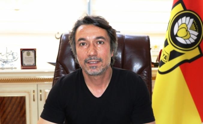 Yeni Malatyaspor Erol Bulut ile 'devam' dedi
