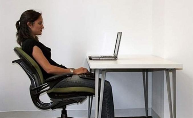 """""""Çok oturmak hasta ediyor"""""""