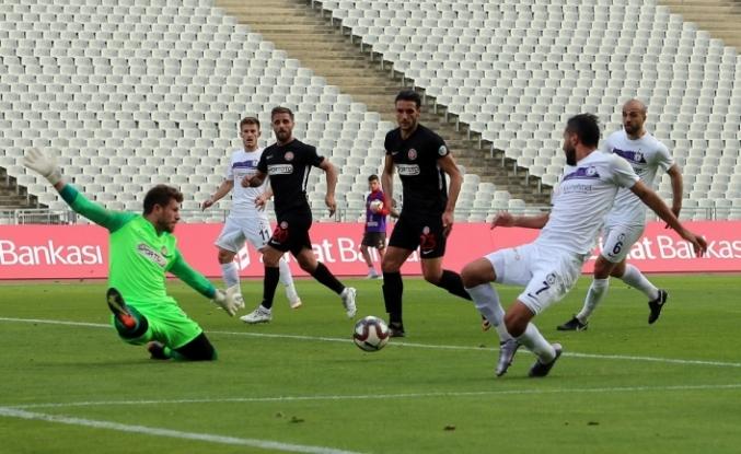 Fatih Karagümrük Afyonspor'u 4 golle geçti