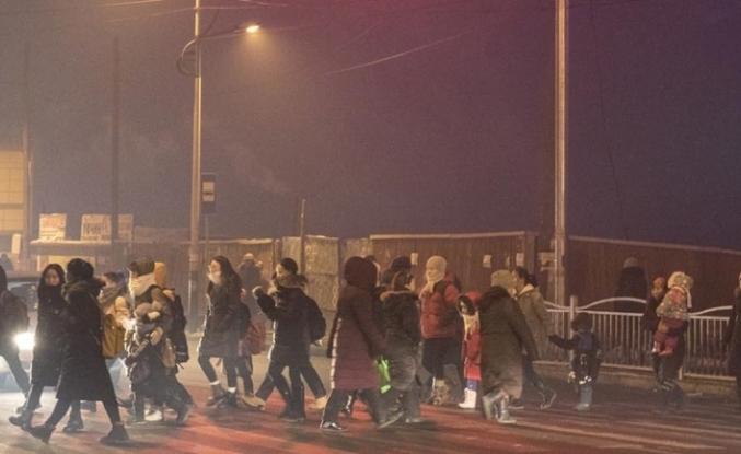 Kirli hava 10 çocuktan 9'unun sağlığını tehlikeye sokuyor