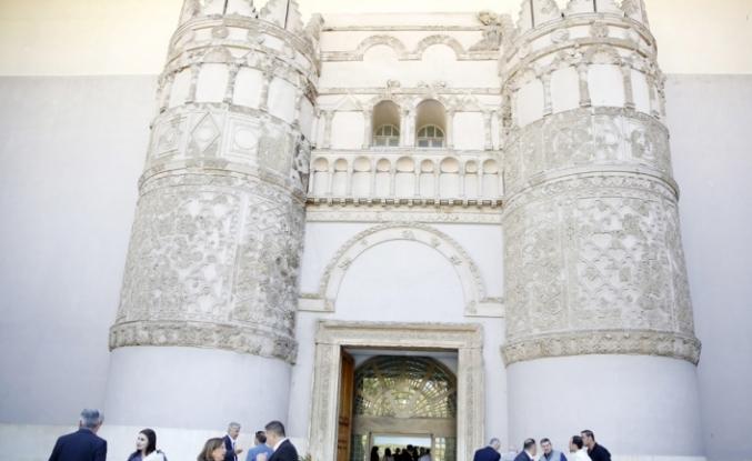 Şam Milli Müzesi yeniden açıldı