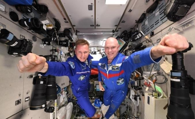 Soyuz MS-08 Dünya'ya döndü