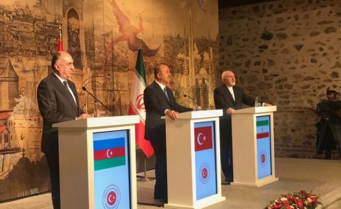 Üçlü Dışişleri Bakanları toplantısı İstanbul'da gerçekleşti