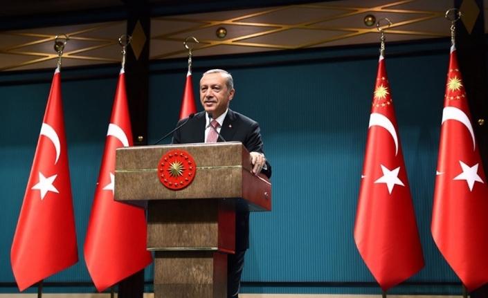 Liderlerden Erdoğan'a tebrik