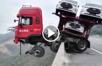 Kamyon kazaları ...